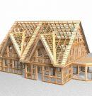 Расчётное сопротивление деревянных конструкций