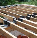 Расчёт и проектирование перекрытия по деревянным балкам